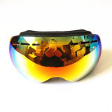 Professional Wind Proof Racing/Skiing Sports Goggle (AG021)