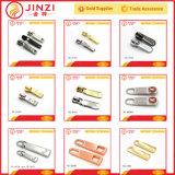 OEM Custom Brand Logo Metal Zipper Puller and Zipper Pulls