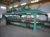 Automatic Carrying Robot for Heavy Plate Steel Feeding