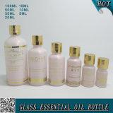 5ml, 10ml, 15ml, 20ml, 30ml, 50ml, 100ml Light Pink Glass Essential Oil Bottle China