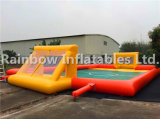 New Design Inflatable Football Playground Equipment/ Inflatable Foam Football Soccer Field for Sale