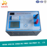 1000A DC Circuit Breaker Tester Ampere-Second Characteristics Tester