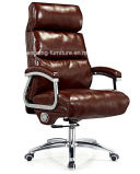 $66 Top Cow Leather Executive Boss Office Chair (HX-H010)