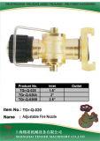 3-Position Adjustable Nozzle, Brass Nozzle