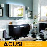 Wholesale Ameican Modern Style Solid Wood Bathroom Vanity (ACS1-W07)