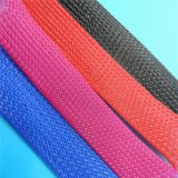 Anti-Abrasive Polyester Monofilament Pet Braided Expandable Cable Protection Sleeve