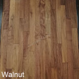 3-Strip American Black Walnut Multilayer Engineered Flooring with Natural Oil