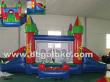 Inflatable Jumping Bouncer with Slide Combo for Children