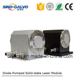 100W Diod Pumped Solid State Laser Module for Diomand Cutting