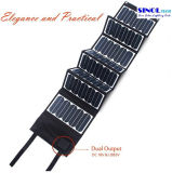 Mobile Phone Solar Charger 60W Solar Panel Folding Bag Smart Phone Solar Charger