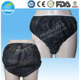 Nonwoven Soft Hospital Disposable Underwear, Disposable Sanitary Underwear