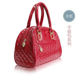 Oval Embroidered Designs of Handbag for Ladies Accessories