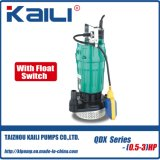 QDX Electric Submersible Pump With Float Switch(Aluminum Housing)