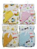 Micro Mink Printed Baby Blanket (OV003)