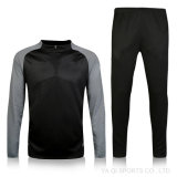 in Stock Lot Thailand Wholesale Football Tracksuits Compression Shirt with Long Pants Hot Selling Club Soccer Tracksuit