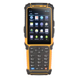 Ts-901 Rugged Portable Datalogic 3G WiFi Bleutooth RFID Reader Android Barcode Scanner