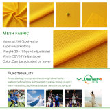 Warp Knitting Sportwear Tricot Mesh Fabric for Garment for Shoes for Car