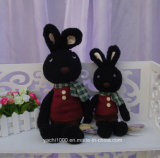 Wholesale Rabbit Toy Plush with Scarf