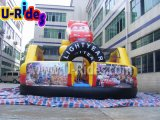 Red Race Car toy jumper Inflatable Combo