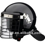 Police Anti Riot Protective Helmet with Visor