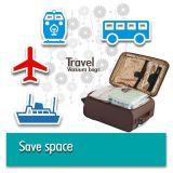 Vacuum Space Bag Vacuum Storage Bag for Travelling