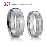 925 Sterling Silver Wedding Band Ring Engagement Diamond Ring