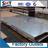 304 Cold Rolled Stainless Steel Sheet 4*8