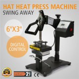 """6"""" X 3"""" Hat Cap Heat Press Transfer Sublimation Machine"""