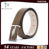 Factory Offer Custom Metal Buckle Belt Men Leather Waist Belts