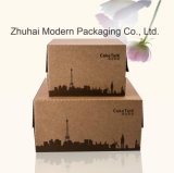 Custom Kraft Paper Cake Packaging Boxes/ Food Box