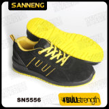 Industrial Safety Shoes with New PU/PU Sole (SN5556)
