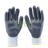 2017 Nitrile Coated Labor Protective Garden Safety Work Gloves (D78-G5)