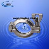 Stainless Steel Heavy Duty Double-Pin Clamp (13MHHM-DP)
