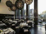 Wood Finish Restaurant Table Set to Dubai Restaurant Furniture