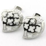 Wholesale Enamel Steel Jewelry Fashion Earring