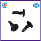 Carbon Carbon Galvanized Cross Pan Head Self-Drilling Screw for Building