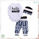 Lap Shoulder Baby Clothings Organic Baby Clothes Set