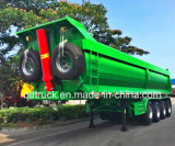 Hot Sale Chinese Self Dumping Trailer, tipper trailer