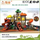 Animal Seriers Outdoor Playground Slides for Childeren