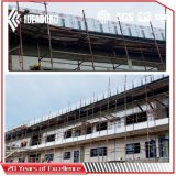 Project in Fiji 4mm Thickness Aluminum Composite Panel
