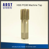 High Quality Pg36 Machine Tap High Hardness High Speed Steel Drill Bit