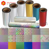 Various Patterns of OPP Holographic Film with Superior Quality