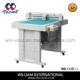 High Speed Flatbed Digital Cutter with Servo Cutter (VCT-MFC6090)