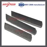 63HRC/700bhn Chrome Carbide Sugercane Cutting Knife Edges