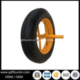14X4 Inch Wheelbarrow Tyre Solid Rubber Wheel