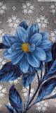 Flower Mosaic Pattern Art Mosaic for Wall (HMP725)