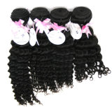 100% Virgin Unprocessed Brazilian Peruvian Human Hair Double Weft