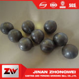 Low Price and High Impact Value Cast Iron Grinding Media Steel Ball for Cement Plant and Mining