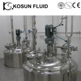 Stainless Steel Steam Jacket Aseptic Milk Pasteurization Tank