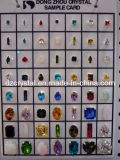 Crystal Glass Garment Accessories Fancy Stone Bead (DZ-30**)